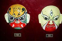 国粹京剧脸谱