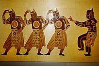 传统民间人物画