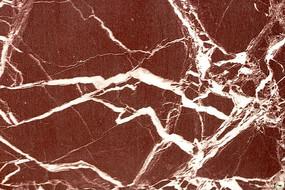 红色玛瑙石石材切面纹理