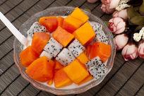 热带水果美食木瓜