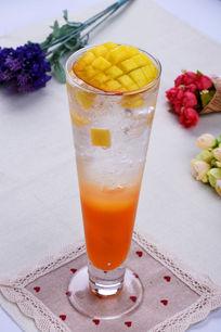 芒果气泡水