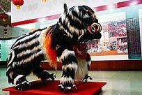 中国舞狮子