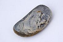 一颗椭圆的鹅卵石
