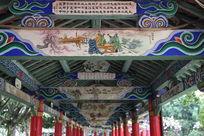 新平小花园文化长廊