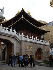 上海静安古寺