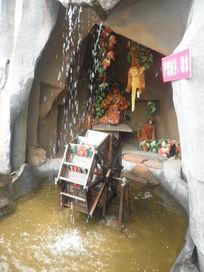 花果山水帘洞