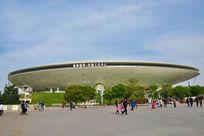 上海世博园奔驰文化中心