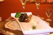 特色美食葱烧海参