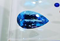 海蓝宝石(热处理)饰品