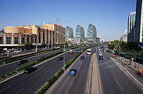 北京西直门街道