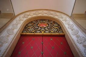 雕花欧式大门