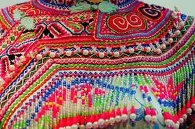 少数民族服饰花纹