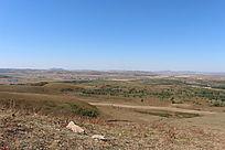 大草原景区