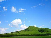 绿色草原风光