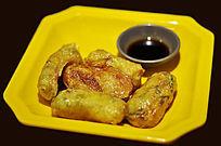 肉茸白菜卷