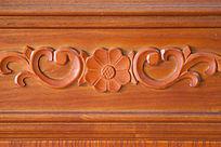 实木门雕刻艺术
