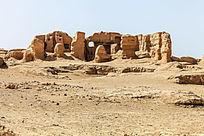 古代城市遗址