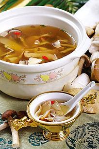 极品松茸八菌汤
