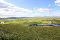 额尔古纳湿地景点