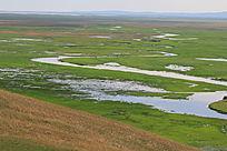 额尔古纳湿地旅游