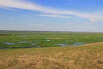 额尔古纳湿地美景