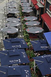 户外休闲西餐厅