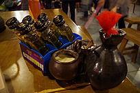 火锅香油调料