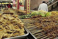 冷锅串串香豆制品