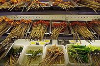 新鲜串串香菜品