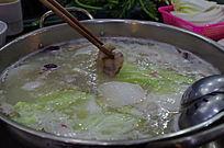 羊肉清汤火锅