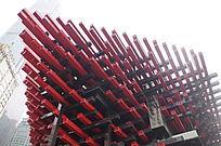 重庆美术馆建筑外观