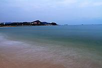 大东海海滨夜色