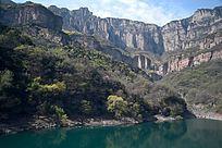 河南林州黄华山风景