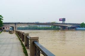 曲海桥风景