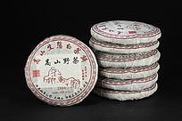 福鼎高山白茶饼