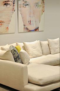 简约时尚的沙发