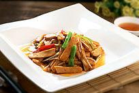 韭香鱼豆腐