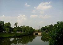 江门小河流摄影