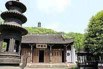 中国古建筑范蠡祠