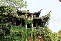 中国古建筑亭台楼阁