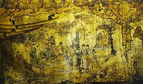 古代宫廷画