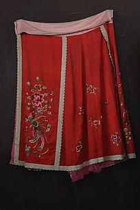古代新娘服饰文物