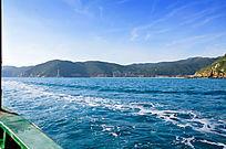 海洋自然风光