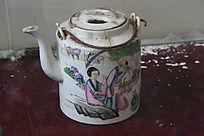 古代瓷器茶壶