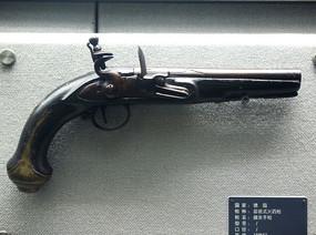 德国前装式火药枪