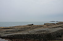 海边高清石头摄影