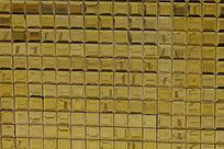 金色方格背景