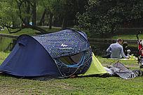 外籍人士户外帐篷