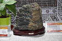 麦积石崖奇石图片