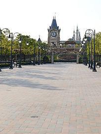 迪士尼米奇大街